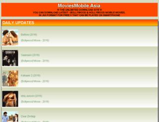 moviesmobile.asia screenshot