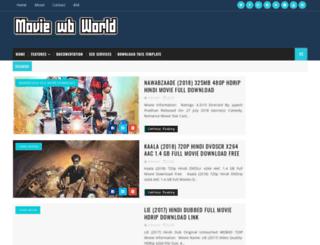 moviewbworld.blogspot.com screenshot