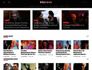 movieweb.com screenshot