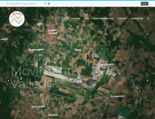 movimentovalledora.org screenshot