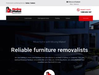 movingmates.com.au screenshot