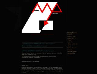movingpixtures.com screenshot