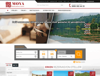 moyatours.com screenshot