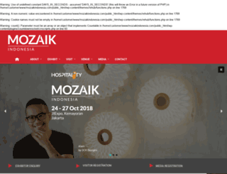 mozaikindonesia.com screenshot