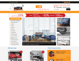 mozza.vn screenshot