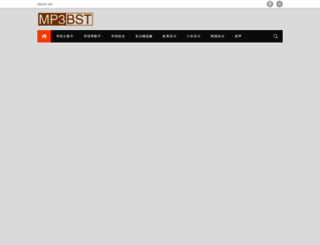 mp3bst.com screenshot