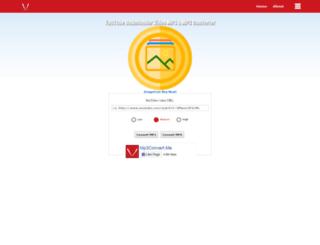 mp3convert.me screenshot