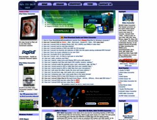 mp3towav.org screenshot
