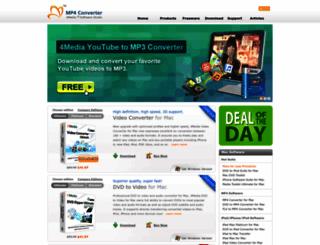 mp4converter.net screenshot