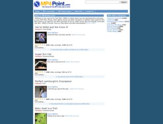 mp4point.com screenshot