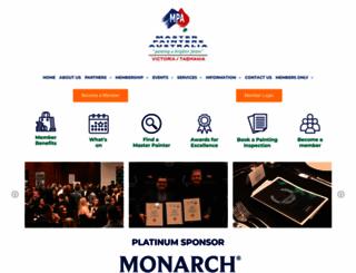 mpav.com.au screenshot