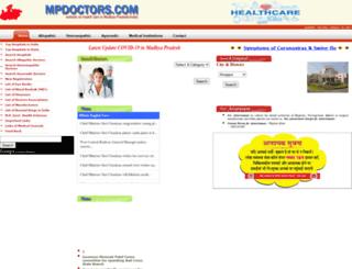 mpdoctors.com screenshot