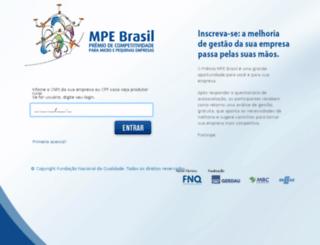 mpepremio.postbox.com.br screenshot