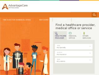 mpgcares.com screenshot