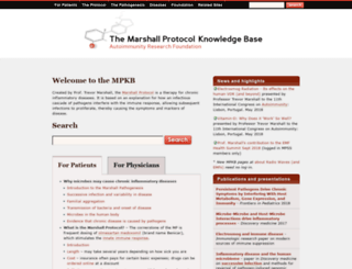 mpkb.org screenshot
