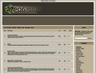 mpog100.com screenshot