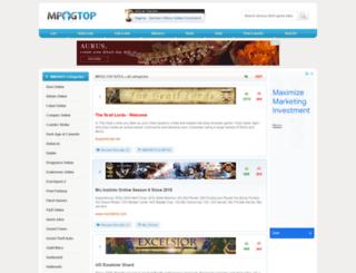 mpogtop.com screenshot