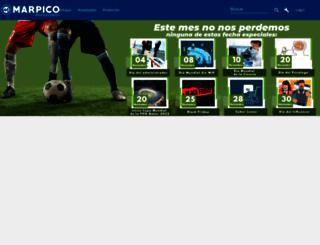 mppromocionales.com screenshot