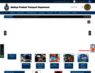 mptransport.org screenshot