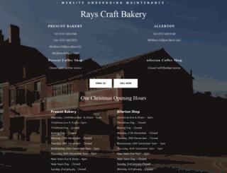 mrays.com screenshot