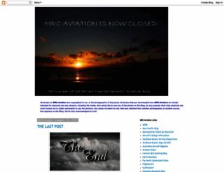mrcaviation.blogspot.co.uk screenshot