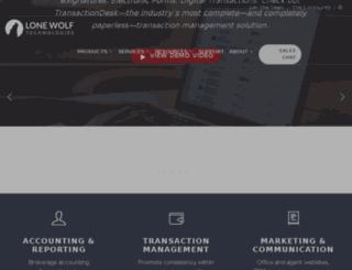 mresdms.com screenshot
