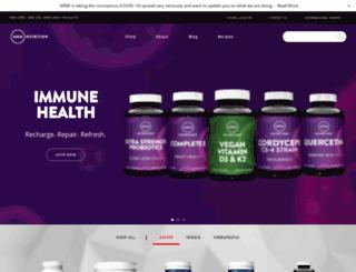 mrm-usa.com screenshot