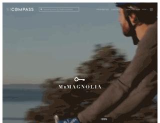 mrmagnolia.com screenshot