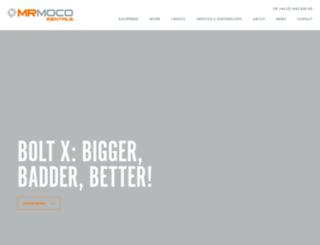 mrmocorentals.com screenshot