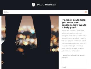 mrpaulhudson.com screenshot