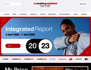 mrpricegroup.com screenshot