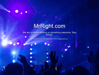 mrright.com screenshot