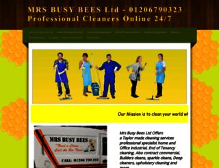 mrsbusybees.com screenshot