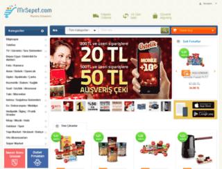 mrsepet.com screenshot