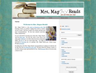mrsmagooreads.com screenshot