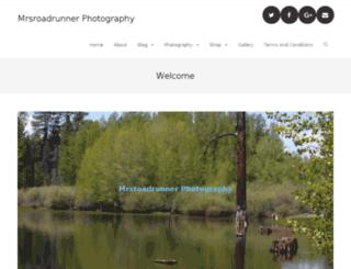 mrsroadrunnerphotography.com screenshot