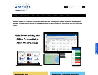 mrsware.com screenshot