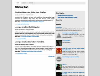 mrx-blank.blogspot.com screenshot