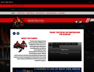 mryha.org screenshot