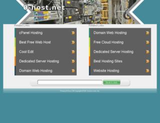 mryurcv.0-host.net screenshot
