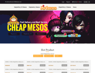 ms4mesos.com screenshot