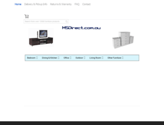 msdirect.com.au screenshot