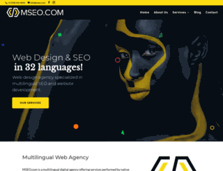 mseo.com screenshot