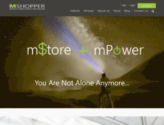 mshopper.com screenshot
