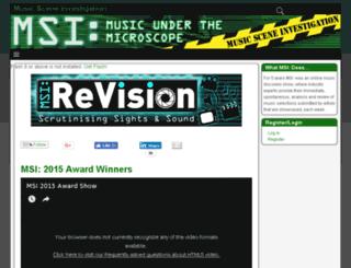 msi.icweekly.net screenshot