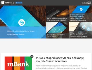 msmobile.pl screenshot