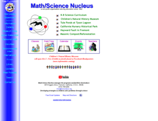 msnucleus.org screenshot