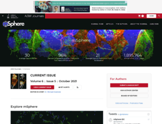 msphere.asm.org screenshot