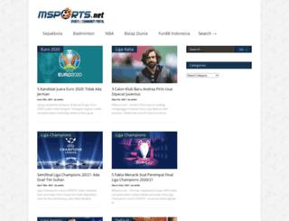 msports.net screenshot