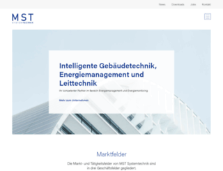 mst.ch screenshot